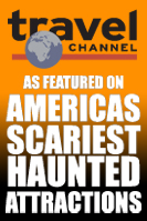 Cutting Edge Haunted House featured on 'America Haunts IV' on The Travel Channel!
